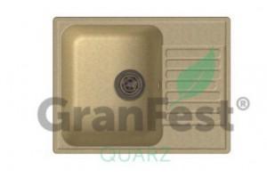 Мойка из искусственного камня «GranFest» ЕСО-13