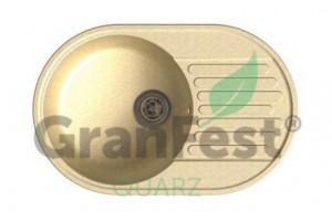 Мойка из искусственного камня «GranFest» ЕСО-18