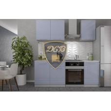 Кухонный гарнитур «Капля» 1500 мм