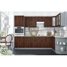 Кухонный гарнитур «Капри» 3000х1500 мм