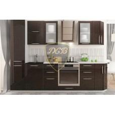 Кухонный гарнитур «Олива» 2700 мм