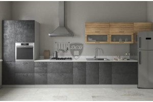 Кухонный гарнитур «Лофт» 4200 мм