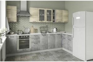 Кухонный гарнитур «Лофт» 3200х1400 мм