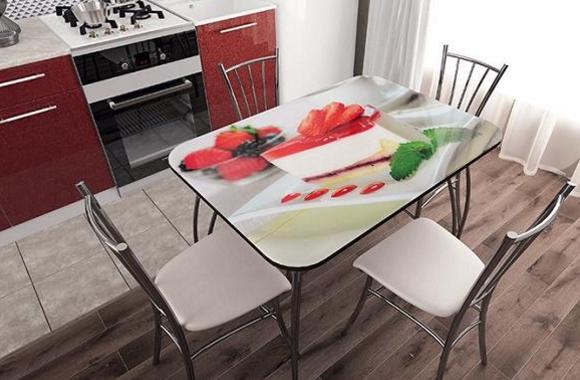 Стол обеденный «Десерт»