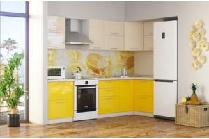 Кухонный гарнитур «Алла» 2200х1200 мм