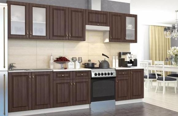 Кухонный гарнитур «Империя» 3000 мм