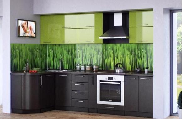 Кухонный гарнитур «Ирина» 1300х2800 мм