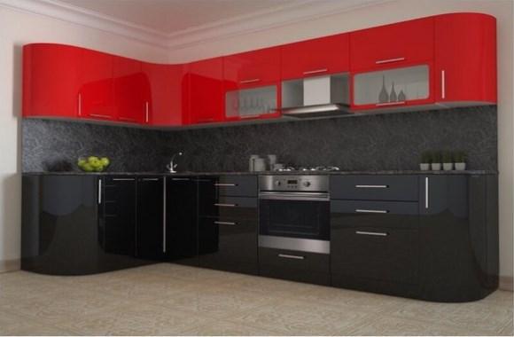 Кухонный гарнитур «Ирина» 1700х3100 мм