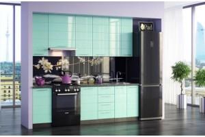 Кухонный гарнитур «Техно» 2400 мм