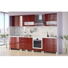 Кухонный гарнитур «Техно» 3000 мм