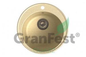 Мойка из искусственного камня  «GranFest» ЕСО-08