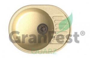 Мойка из искусственного камня «GranFest» ЕСО-58