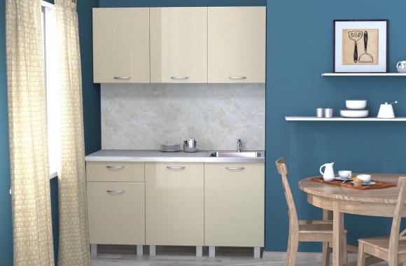 Кухонный гарнитур «Ирина» 1500 мм