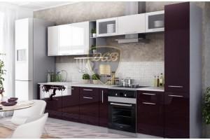 Кухонный гарнитур «Капля» 3500 мм