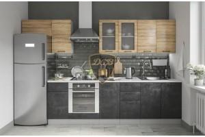 Кухонный гарнитур «Лофт» 2600 мм
