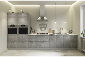Кухонный гарнитур «Лофт» 4000 мм