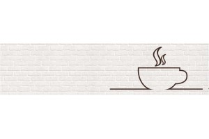 Стеновая панель «Акватон» Чашка
