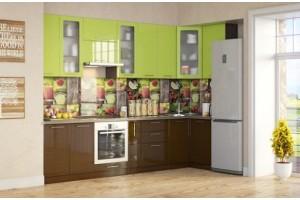 Кухонный гарнитур «Ирина» 1000х3200 мм