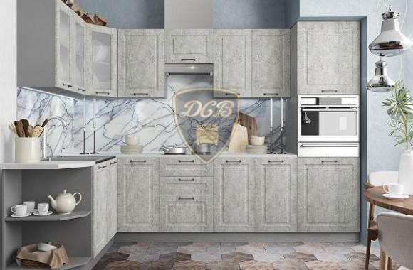 Кухонный гарнитур «Капри» 1700х2900 мм