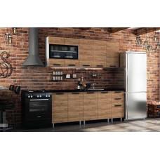 Кухонный гарнитур «Крафт» 2000 мм