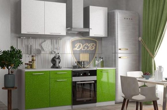 Кухонный гарнитур «Олива» 1500 мм