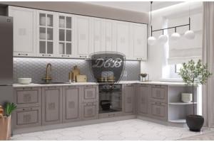 Кухонный гарнитур «Опера» 3300х1800 мм