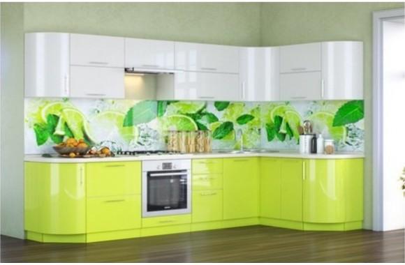 Кухонный гарнитур «Ирина» 2900х1500 мм