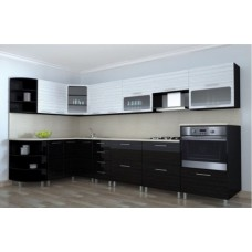 Кухонный гарнитур «Ирина» 1700х3200 мм