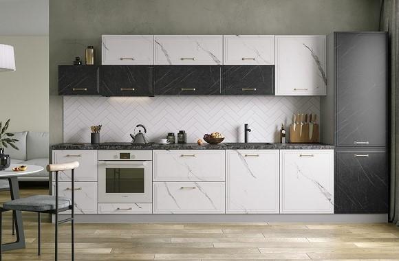 Кухонный гарнитур «Риволи» 3700 мм