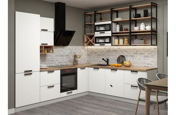 Кухонный гарнитур «Ройс» 2800х2200 мм